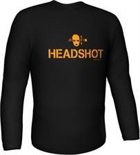 GamersWear HEADSHOT Longsleeve czarna (XXL) (6067-XXL) 1