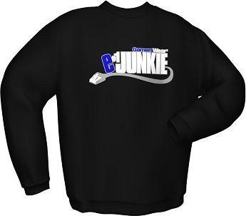 GamersWear eJUNKY Sweater czarna (S) (5043-S) 1