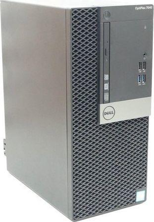 Komputer Dell Dell Optiplex 7040 MT i5-6500 3.2GHz 16GB 120GB SSD DVD Windows 10 Home PL uniwersalny 1