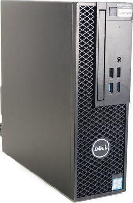 Komputer Dell Dell Precision 3420 SFF i3-6100 3.7GHz 8GB 120GB SSD Windows 10 Home PL uniwersalny 1