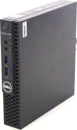 Komputer Dell Dell Optiplex 3050 Micro i3-6100T 2x3.2GHz 8GB 240GB SSD Windows 10 Professional PL uniwersalny 1