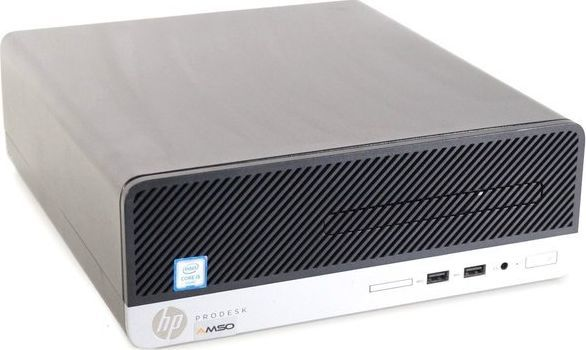 Komputer HP HP ProDesk 400 G4 SFF i3-7100 2x3.9GHz 8GB 480GB SSD Windows 10 Professional PL uniwersalny 1