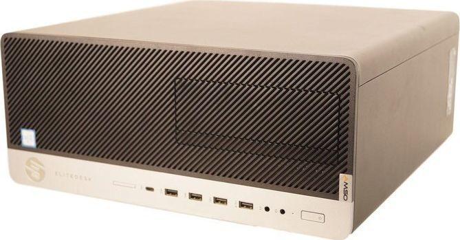 Komputer HP HP EliteDesk 800 G3 TW i5-6500 4x3.2GHz 16GB 240GB SSD Windows 10 Professional PL uniwersalny 1