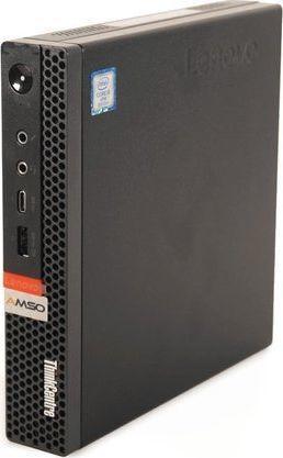 Komputer Lenovo Lenovo ThinkCentre M920Q i5-8500T 6x2.1GHz 16GB 120GB SSD WiFi Windows 10 Professional PL uniwersalny 1