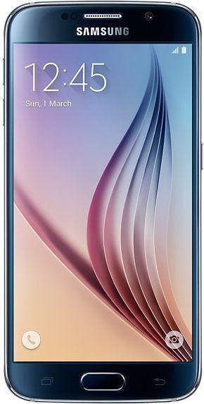 Smartfon Samsung Galaxy S6 3/32GB Czarny  (SM-G920FZKAXEO) 1