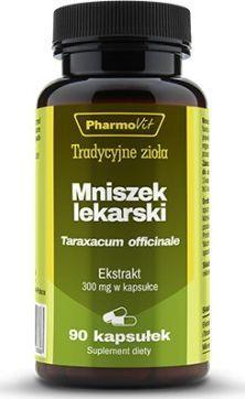 Pharmovit Mniszek Lekarski 4:1 300 Mg 90 Kapsułek 1