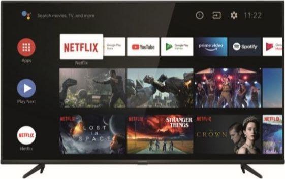 Telewizor Thomson 50UG6400 LED 50'' 4K Ultra HD Android  1
