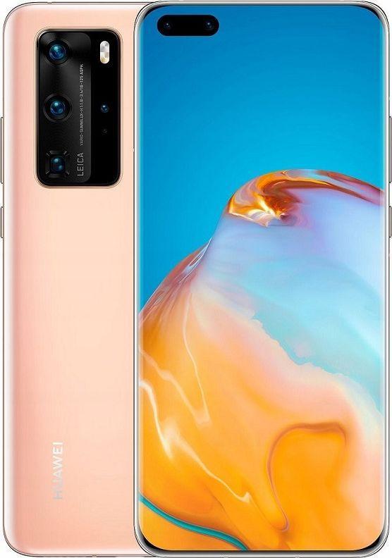 Smartfon Huawei P40 Pro 256 GB Dual SIM Srebrny  (47180) 1