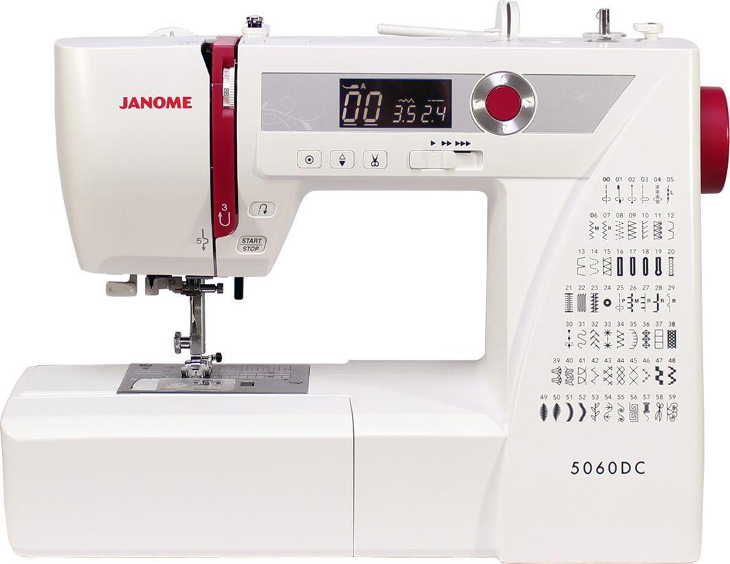 Maszyna do szycia Janome Maszyna do szycia JANOME 5060DC 1