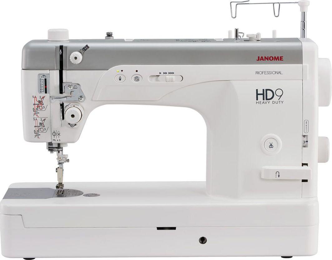 Maszyna do szycia Janome Maszyna do szycia (stebnówka) JANOME HD9 1