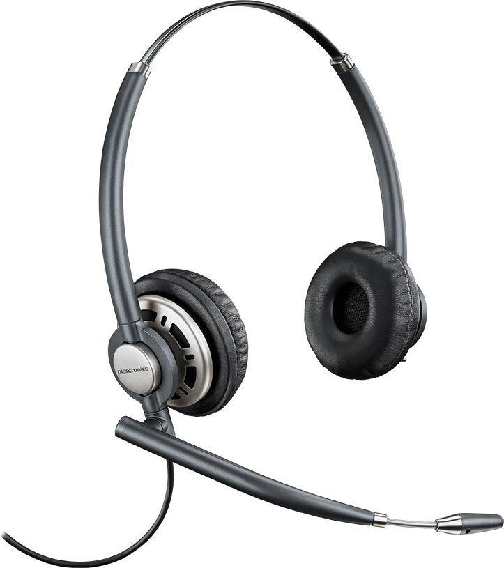 Słuchawki z mikrofonem Plantronics HW720 Encore Pro (78714-102) 1