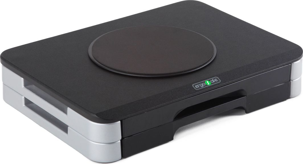 ErgoSafe Podstawka pod monitor z 2 szufladami ( 1) 1
