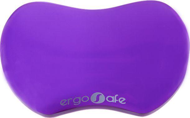 ErgoSafe Podkładka żelowa pod nadgarstek C-Look fioletowa (450CGL118P) 1