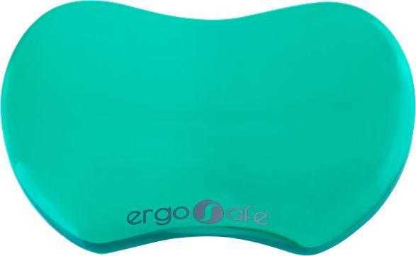 ErgoSafe Podkładka żelowa pod nadgarstek C-Look zielona (450CGL118G) 1