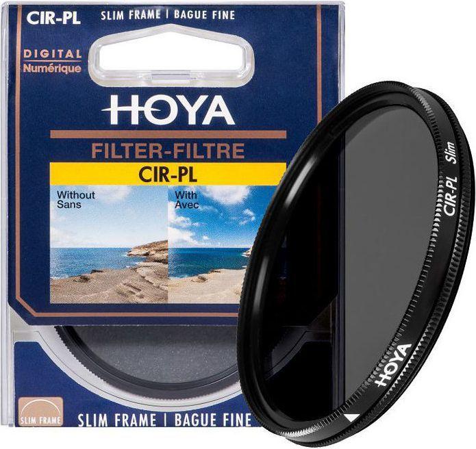 Filtr Hoya PL-CIR SLIM 46 mm (HOYA-PLC46P-SLIM) 1