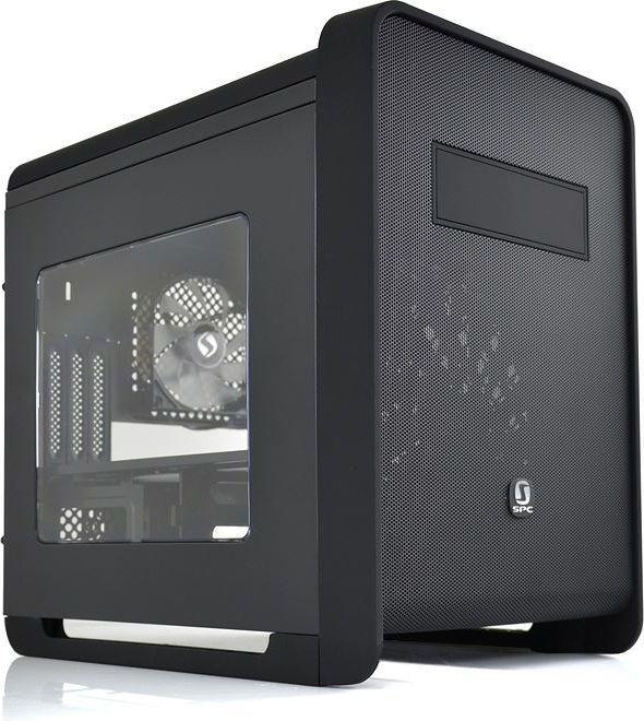 Obudowa SilentiumPC Alea M50 Pure Black (SPC105) 1