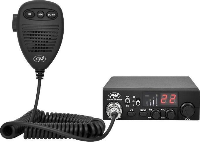 CB Radio Radio Cb Pni Hp8000L Escort Asq 12V 1