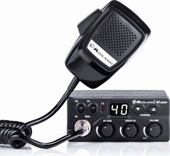 CB Radio Radio Cb Midland M-Zero Multi Am 1