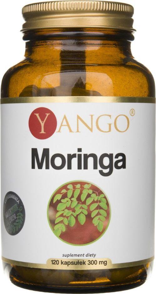 Yango Yango Moringa - 120 kapsułek 1