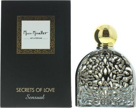 m. micallef secrets of love - sensual