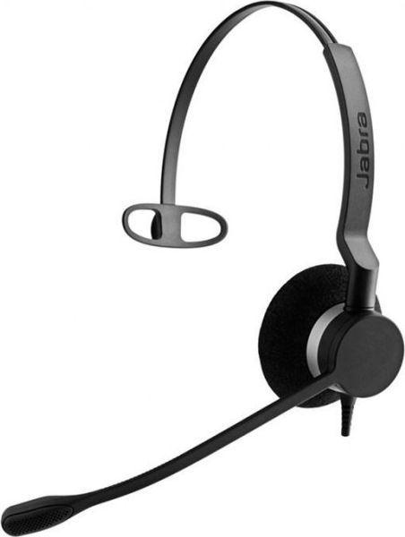 Słuchawki z mikrofonem Jabra BIZ 2300 USB Microsoft Lync Mono (2393-823-109) 1
