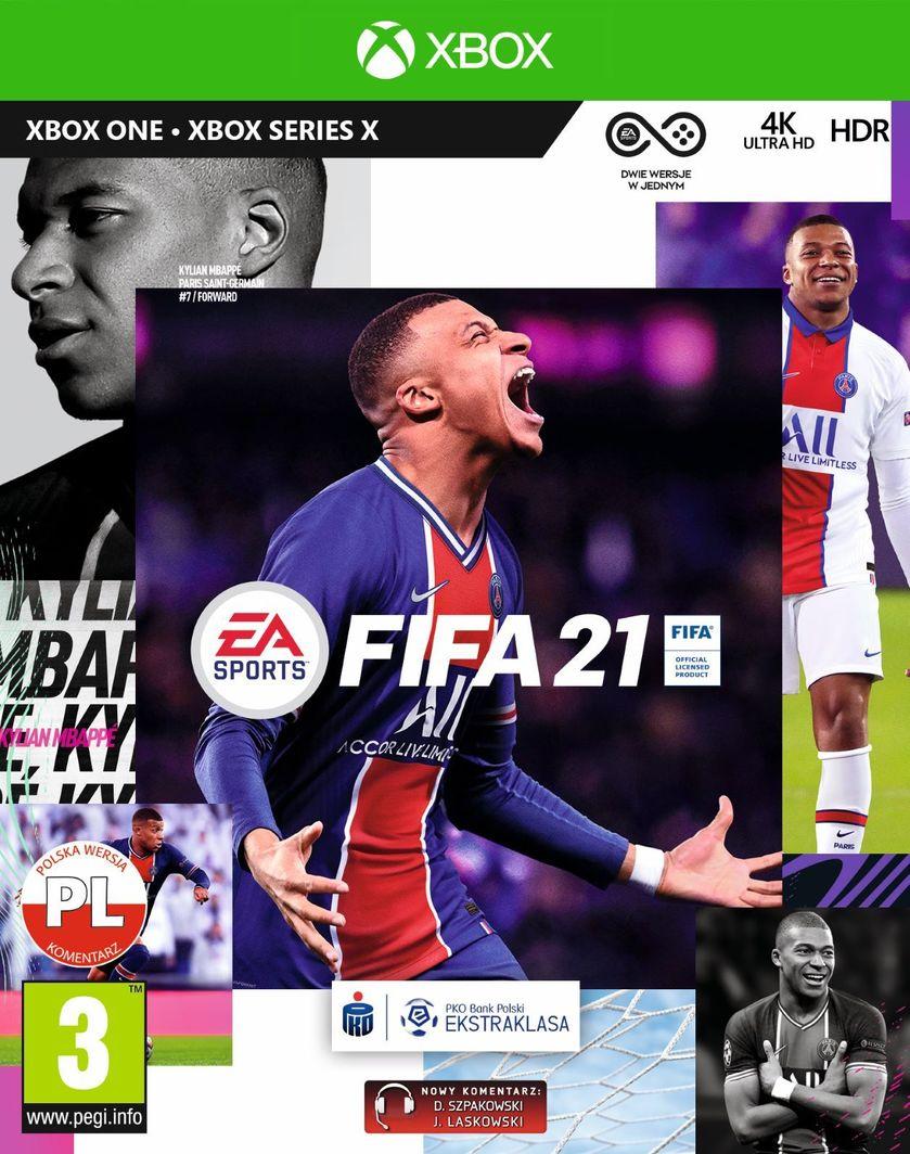 EA FIFA 21 Xbox One 1