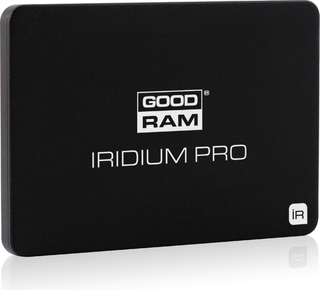 """Dysk SSD GoodRam 480 GB 2.5"""" SATA III (SSDPR-IRIDPRO-480) 1"""