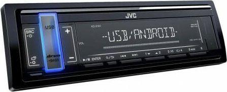 Radio samochodowe JVC Radioodbiornik Jvc Kdx-161 1