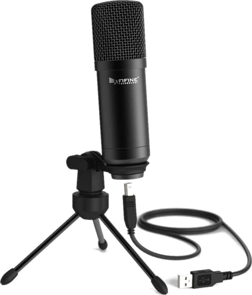 Mikrofon Fifine MIKROFON STUDYJNY FIFINE K730 USB DLA GRACZY 1