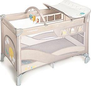 Baby Design Łóżeczko turystyczne Baby Design Dream 09 Beige 1