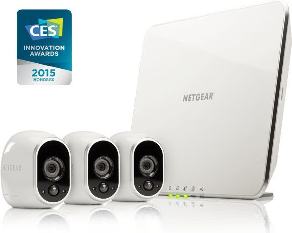 Kamera IP NETGEAR ARLO (VMS3330-100EUS) 1