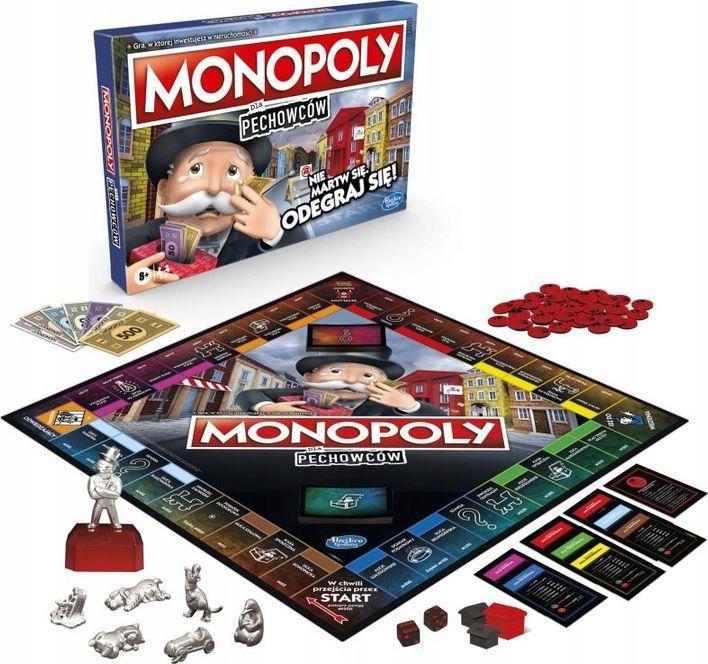 Hasbro Monopoly dla Pechowców (E9972) 1