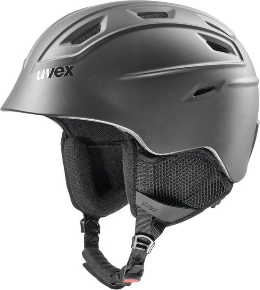 UVEX Kask narciarski Fierce black matt r. 55-59 1