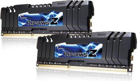 Pamięć G.Skill RipjawsZ, DDR3, 8 GB, 2400MHz, CL10 (F3-2400C10D-8GZH) 1