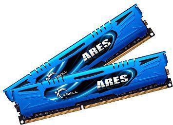 Pamięć G.Skill Ares, DDR3, 8 GB, 2400MHz, CL11 (F3-2400C11D-8GAB) 1