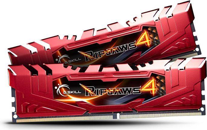Pamięć G.Skill Ripjaws 4, DDR4, 16 GB, 2133MHz, CL15 (F4-2133C15D-16GRR) 1
