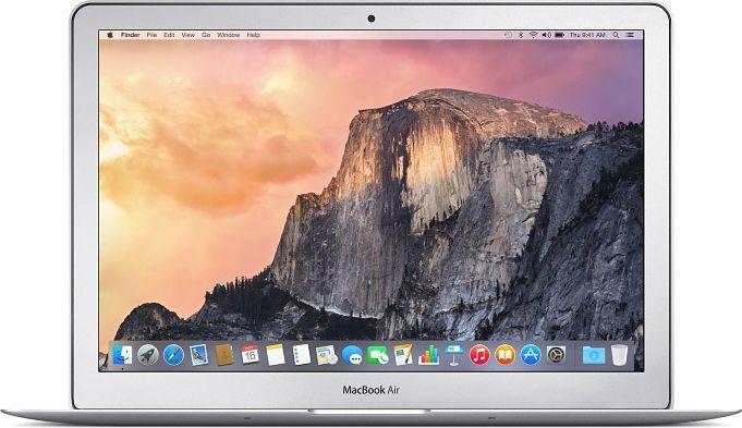 Laptop Apple MacBook Air 13 (MJVE2ZE/A) 1