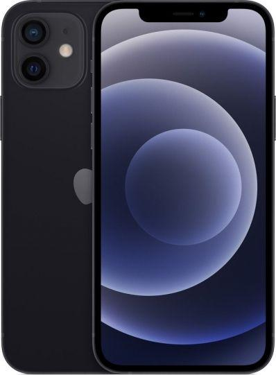 Smartfon Apple iPhone 12 64GB Dual SIM Czarny  (MGJ53) 1