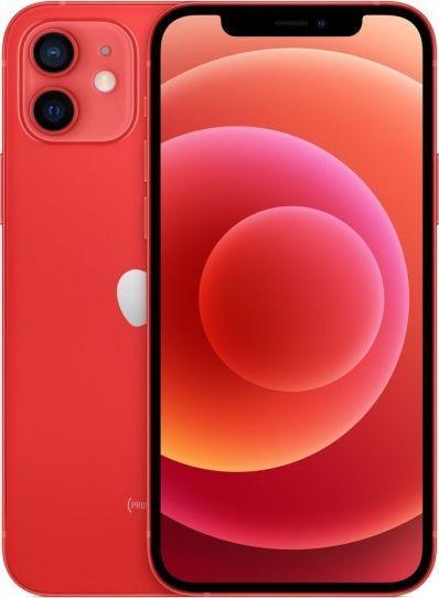 Smartfon Apple iPhone 12 64GB Dual SIM Czerwony (MGJ73) 1