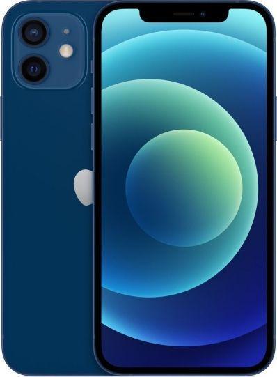 Smartfon Apple iPhone 12 64GB Dual SIM Niebieski (MGJ83) 1