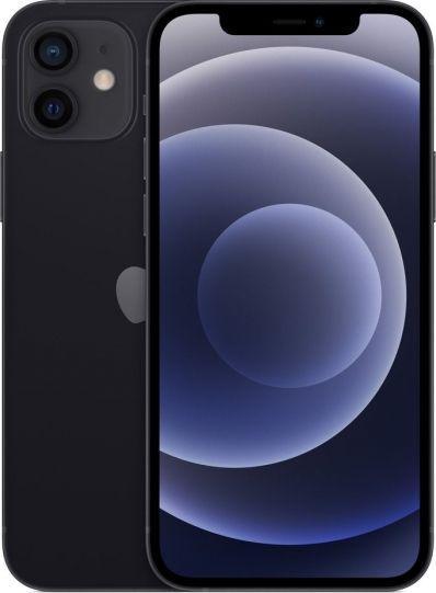 Smartfon Apple iPhone 12 128GB Dual SIM Czarny (MGJA3) 1