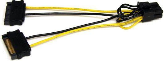 StarTech Adapter SATA na 8Pin PCIE (SATPCIEX8ADP) 1