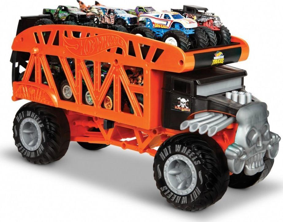 Hot Wheels Monster Trucks Transporter (GKD37) 1