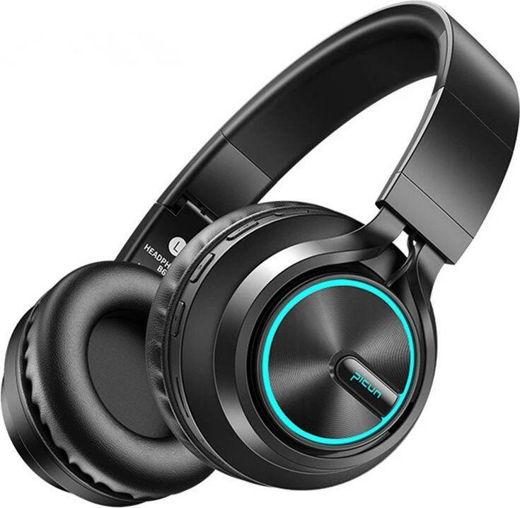 Słuchawki Picun B6 (B6-BK)  1