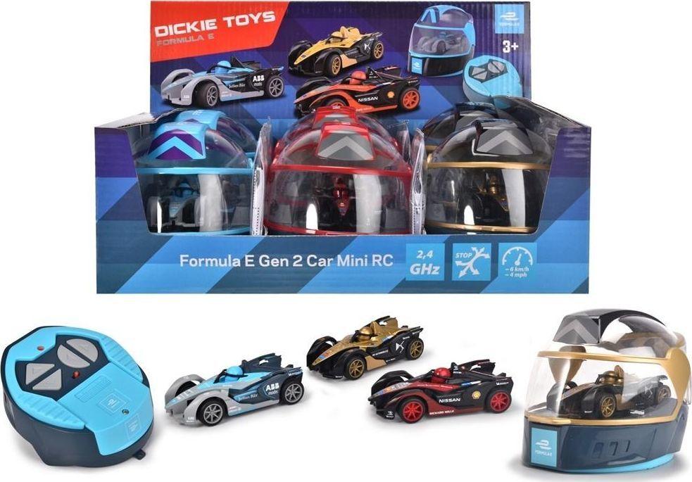 Dickie Pojazd Formula E (203165000) 1