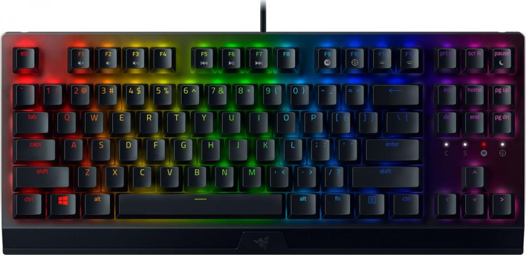 Klawiatura Razer Blackwidow V3 Tenkeyless Yellow Switch (RZ03-03490100-R3M1) 1