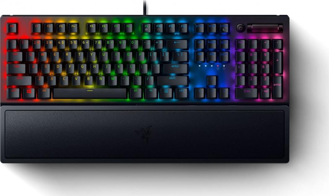 Klawiatura Razer BlackWidow V3 Green Switch (RZ03-03540100-R3M1) 1