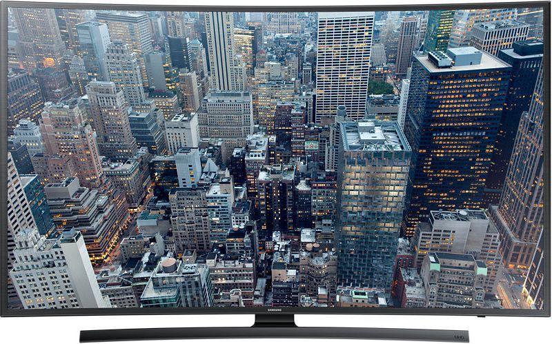 Telewizor Samsung LED 55'' 4K (Ultra HD) Tizen  1