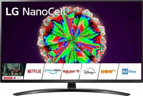 Telewizor LG 55NANO793NE LED 55'' 4K (Ultra HD) WebOS 5.0  1