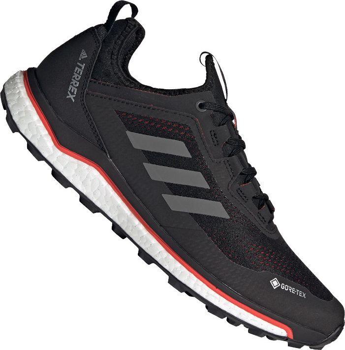 Adidas Buty męskie Terrex Agravic Flow gtx 448 czarne r. 41 1/3 1